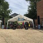 ScY Band at Maryfest . 8.14.16