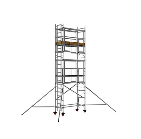 Advanced Guardrail Scaffold Tower [3013-500]