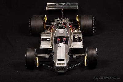 Ferrari 126 C2.