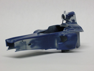 Tamiya 1/20 Scale Plastic Red Bull Racing RB6