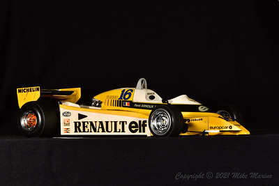 Renault RE20 Turbo.