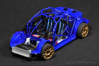 Subaru Impreza WRC Monte Carlo '05