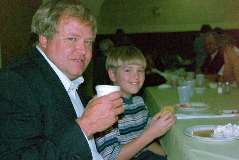 Dad and Luke
