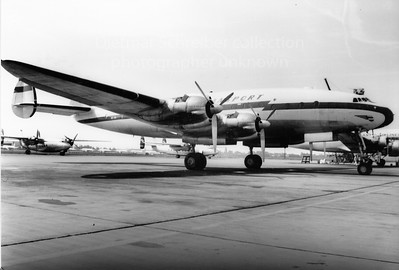 OE-IFA Lockheed Constellation Aerotransport