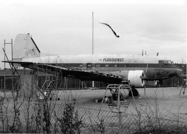 OE-GDB Douglas DC3 Austria Flugdienst