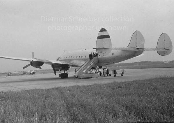 1963-05 OE-IFO Lockheed Constellation Aerotransport