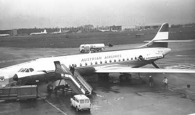 OE-LCA Caravalle Austrian Airlines