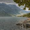 Hardanger Fjord photo op.