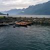 Rowboats at Hotel Ullensvang