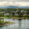 Island off Oslo