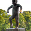 Frogner sculpture Park, Oslo
