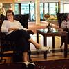 Ullensvang Hotel lobby.