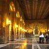 Stockholm City Hall, Gold Mosaic Ballroom