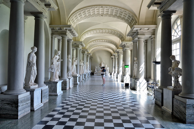 Gustav III's museum of antiquities