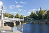 SWEDEN-STOCKHOLM-DJURGARDEN BRIDGE