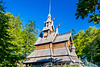 Norway-PARADIS-FANTOFT STAVE CHURCH