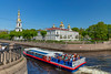 Russia-Saint Petersburg-Semimostie (Seven bridges)-Canal boat ride