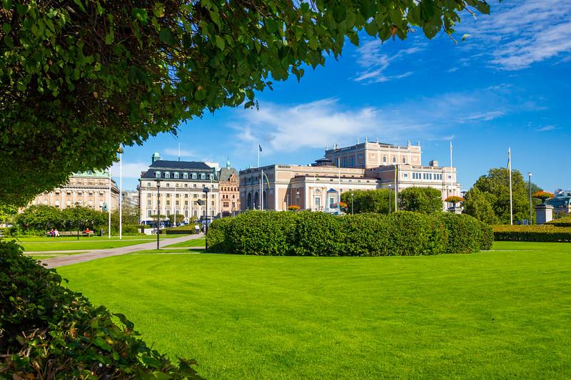 SWEDEN-STOCKHOLM-ROYAL PALACE