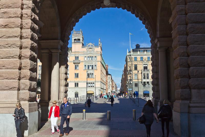 SWEDEN-STOCKHOLM-HELGEANDS HOLMEN