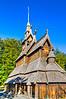 Norway-PARADIS-FANTOFT STAVE CHURCH