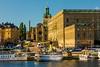 Sweden-Stockholm-Gamla Stan-Royal Palace