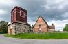 Finland-Hattula-Pyhän ristin kirkko-Lutheran Church panorama