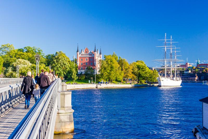 Sweden-STOCKHOLM-Kastellholmen-Skridskopaviljongen