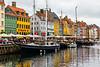 Denmark-København-Copenhagen-Nyhavn