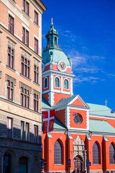 SWEDEN-STOCKHOLM-JAKOBS KYRKA [CHURCH]