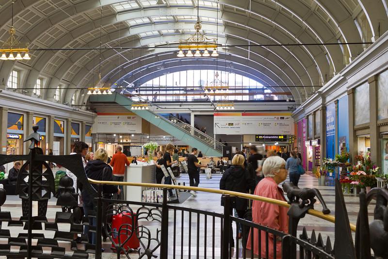SWEDEN-STOCKHOLM-CENTRAL TRAIN STATION