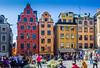 SWEDEN-STOCKHOLM-GAMLA STAN-STORTORGET [SQUARE] STOR KYRKAN