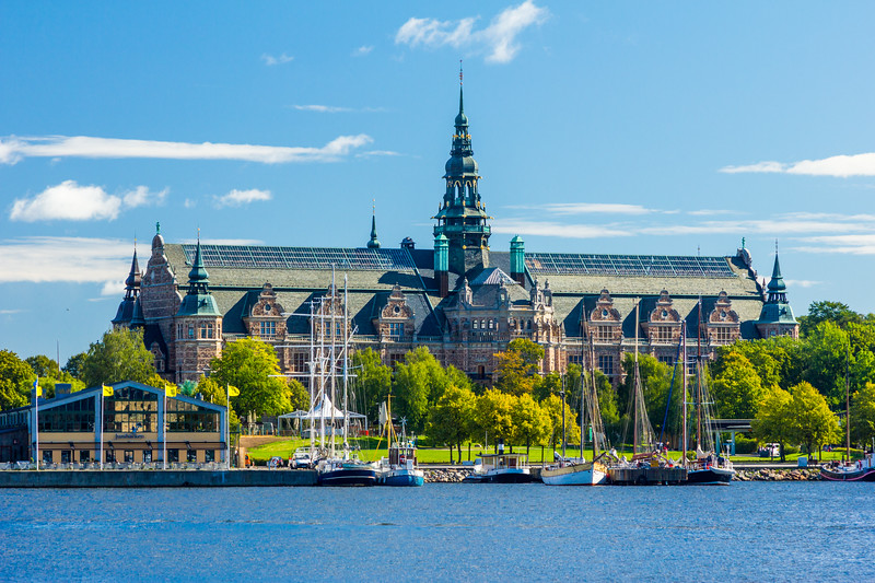 Sweden-Stockholm-NORDISKA MUSEET [MUSEUM]