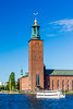 SWEDEN-STOCKHOLM-CITY HALL
