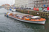 DENMARK-COPENHAGEN-NYHAVN-CANAL TOUR BOATS