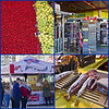 SWEDEN-STOCKHOLM-OUTDOOR MARKET COLLECTION