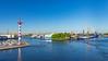 Russia-Saint Petersburg-Big port Saint Petersburg-Ostrov Kanonerskiy Korabel'nyy channel Dir Lt and Nevskaya Guba Nevskiye Vorota E side