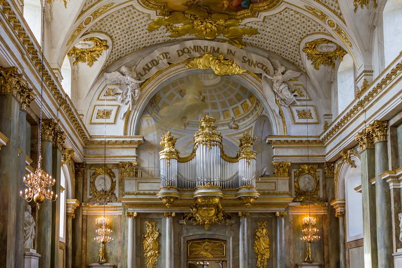 SWEDEN-STOCKHOLM-ROYAL PALACE-Slottskyrkan-CHURCH