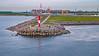 Russia-Saint Petersburg-Kotlin Island-Ostrov Kotlin Floodgate Outer South Mole