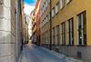 SWEDEN-STOCKHOLM-GAMLA STAN
