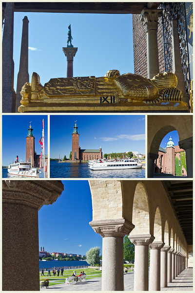 SWEDEN-STOCKHOLM-CITY HALL COLLECTION