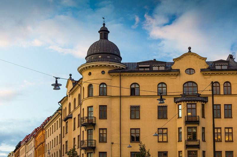 SWEDEN-STOCKHOLM-ODEN PLAN