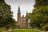 Denmark-København-Copenhagen--ROSENBORG SLOT [CASTLE]