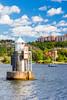 Sweden-Stockholm--DJURGARDEN-BLOCKHUSSUDEN LIGHT