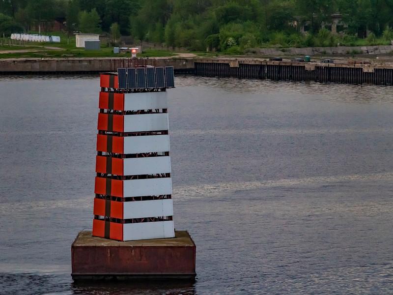 Russia-Saint Petersburg-Kotlin Island-Kabotazhnaya Gavan Range Front