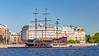 Russia-Saint Petersburg-Flying Dutchman complex