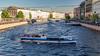 Russia-Saint Petersburg-Fontanka River