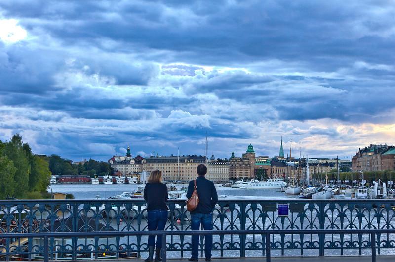 SWEDEN-STOCKHOLM-HARBOR