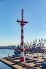 Russia-Saint Petersburg-Big port Saint Petersburg-Ostrov Kanonerskiy Korabel'nyy channel Dir Lt