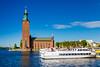 SWEDEN-STOCKHOLM-CITY HALL