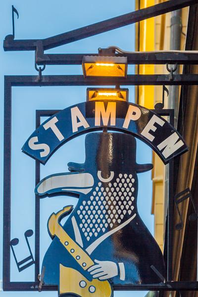Sweden-STOCKHOLM-GAMLA STAN-STAMPEN